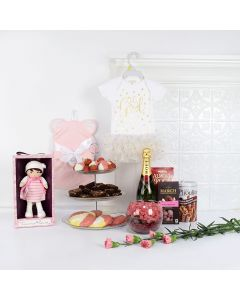 Sweet Surprise Baby Gift Basket, baby gift baskets, baby gifts, gift baskets