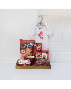 Midnight Snacking Gift Basket, Gifts For Parents