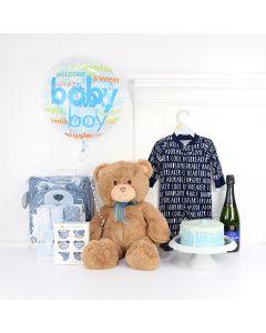 My Little Guy Gift Set, Baby Boy