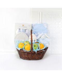 The Little Sunshine Basket, Baby Boy Gift Baskets