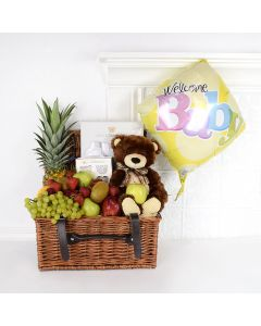 Growing Toddler Gift Set, baby gift baskets, baby gifts, gift baskets, newborn gifts