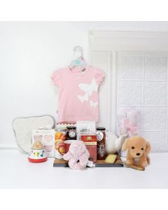 Grand Celebration For A Baby Girl
