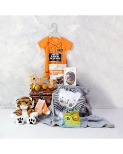UNISEX BABY ARRIVAL PLAYSET, unisex baby gift hamper, newborns, new parents