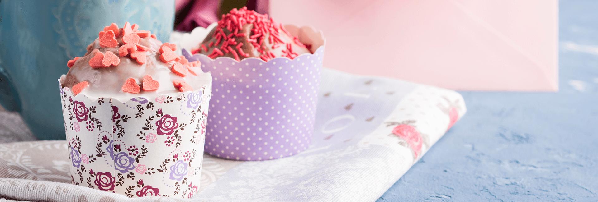 Baby Shower Muffins